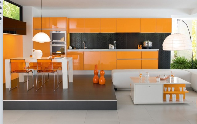 Orange Kitchen_Feature